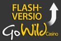 GoWild Casino Flash-version